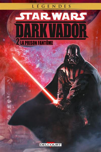 Couverture Star Wars - Dark Vador tome 2