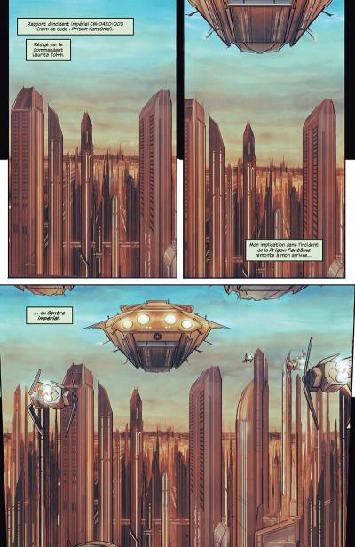 Page 1 Star Wars - Dark Vador tome 2
