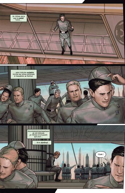 Page 2 Star Wars - Dark Vador tome 2