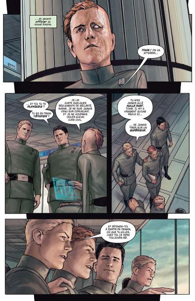 Page 3 Star Wars - Dark Vador tome 2