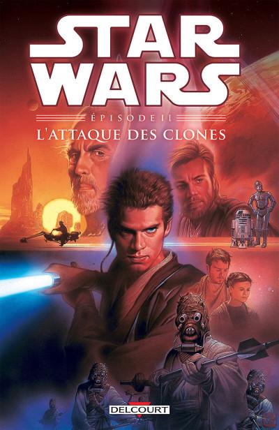 image de Star Wars Épisode II - L'Attaque des clones (édition 2015)