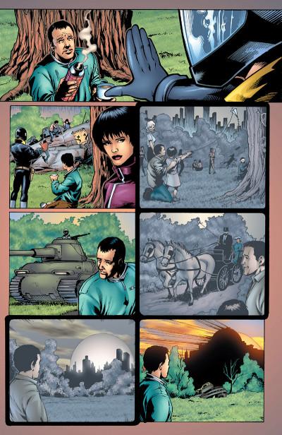 Page 3 Golgoth, le dernier empereur tome 1