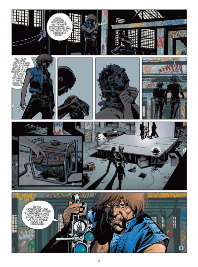 Page 4 Wonderball tome 4