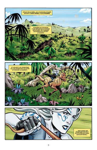 Page 1 Star Wars - Chevaliers de l'ancienne république tome 7