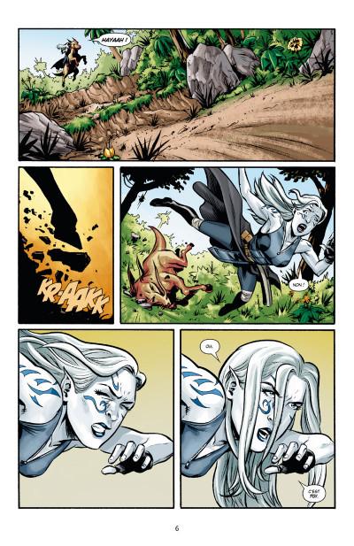 Page 2 Star Wars - Chevaliers de l'ancienne république tome 7