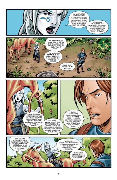 Page 4 Star Wars - Chevaliers de l'ancienne république tome 7