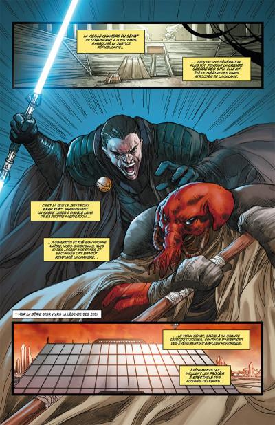 Page 1 Star Wars - Chevaliers de l'ancienne république tome 8 (édition 2017)