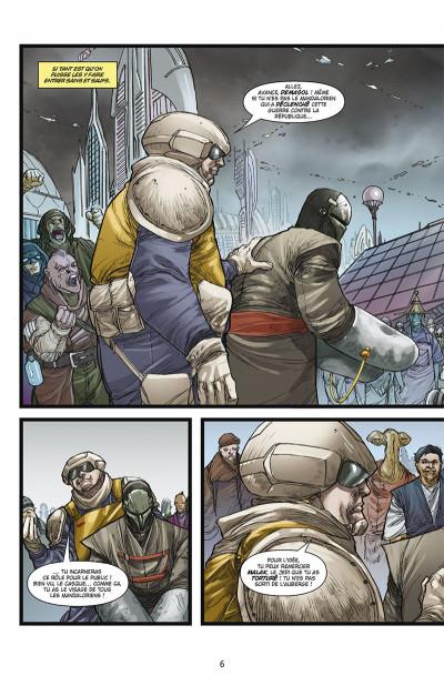 Page 2 Star Wars - Chevaliers de l'ancienne république tome 8 (édition 2017)