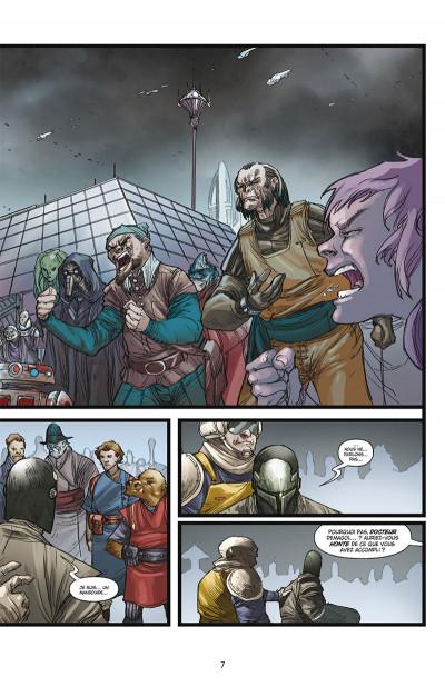 Page 3 Star Wars - Chevaliers de l'ancienne république tome 8 (édition 2017)