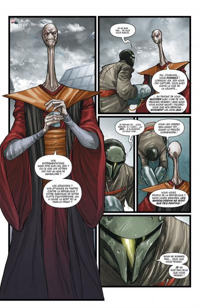 Page 4 Star Wars - Chevaliers de l'ancienne république tome 8 (édition 2017)