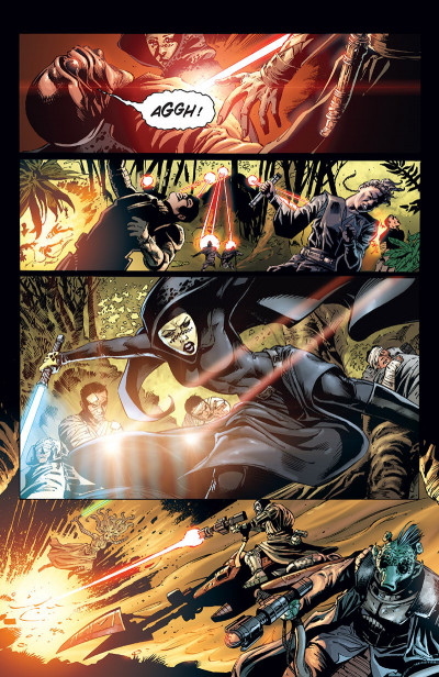 Page 2 Star Wars - Clone wars tome 6 - édition 2016