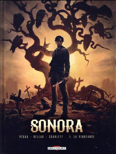 Couverture Sonora tome 1