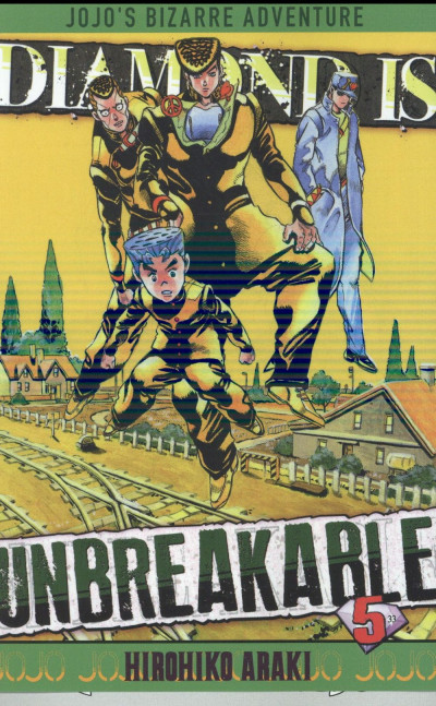 image de Jojo's bizarre adventure - Diamond is unbreakable tome 5