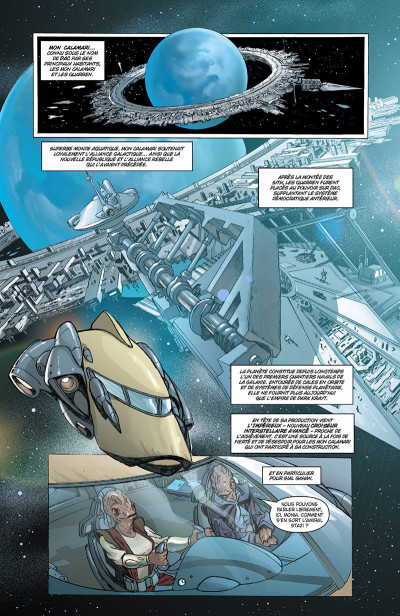 Page 4 Star Wars - Legacy tome 4 (édition 2015)