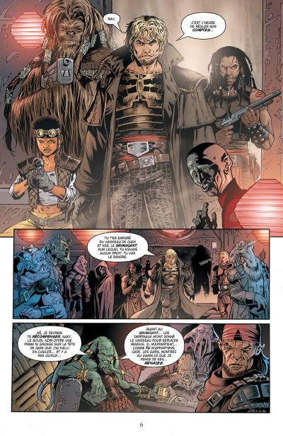 Page 2 Star Wars - Legacy tome 5 (édition 2016)