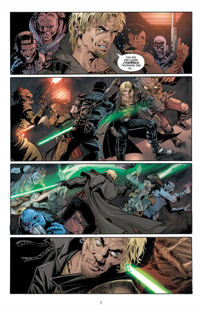 Page 3 Star Wars - Legacy tome 5 (édition 2016)