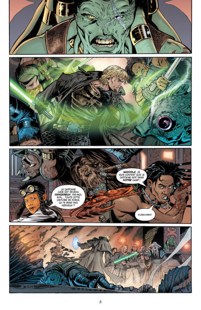 Page 4 Star Wars - Legacy tome 5 (édition 2016)