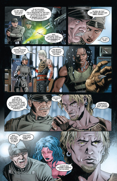 Page 0 Star Wars - Legacy tome 7 (édition 2017)
