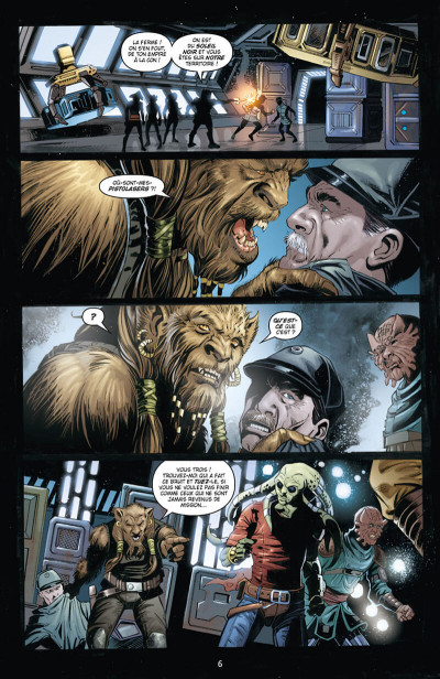 Page 7 Star Wars - Legacy tome 7 (édition 2017)