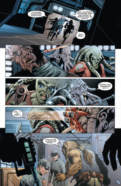 Page 8 Star Wars - Legacy tome 7 (édition 2017)