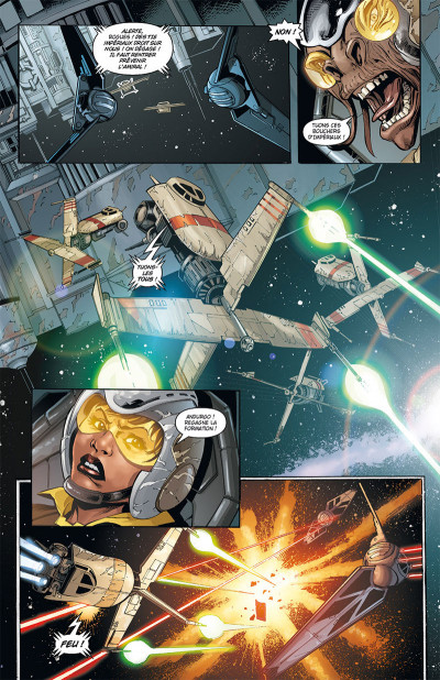Page 3 Star wars - legacy tome 9 (édition 2018)