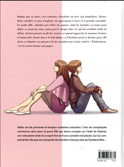 Dos Comme un garçon tome 1