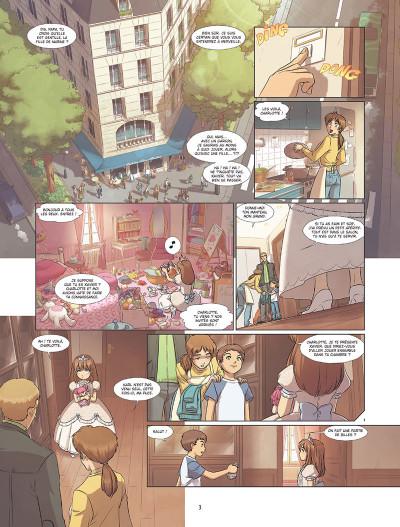 Page 1 Comme un garçon tome 1