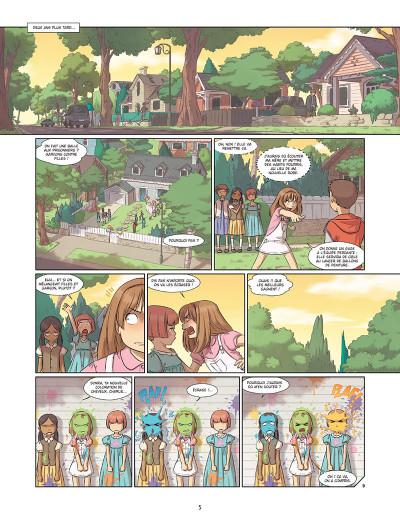 Page 3 Comme un garçon tome 1