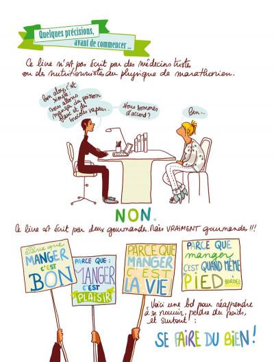 Page 2 Je commence lundi, le régime anti-régime ! (édition 2016)