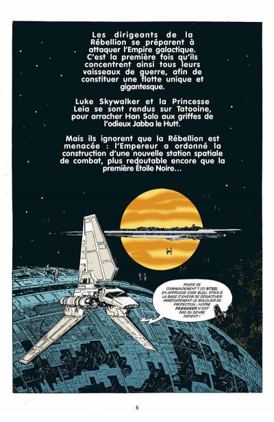 Page 7 Star Wars Épisode VI - Le Retour du Jedi (édition 2015)