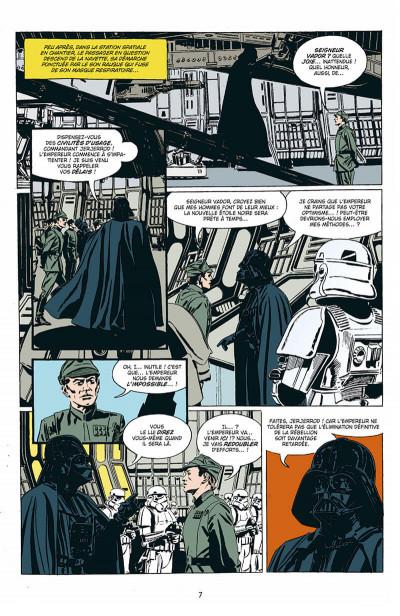Page 8 Star Wars Épisode VI - Le Retour du Jedi (édition 2015)