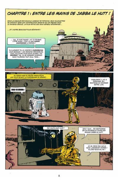 Page 9 Star Wars Épisode VI - Le Retour du Jedi (édition 2015)