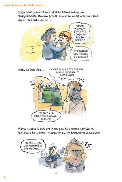 Page 3 Tu mourras moins bête tome 4