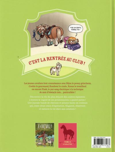 Dos À Cheval ! tome 1