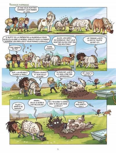 Page 6 À Cheval ! tome 1