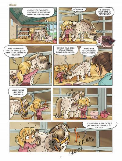 Page 8 À Cheval ! tome 1