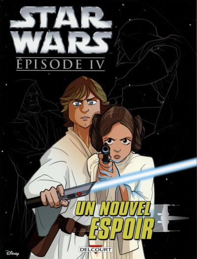 image de Star Wars BD épisode IV - Un nouvel espoir