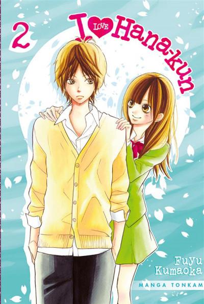 image de I love Hana-Kun tome 2