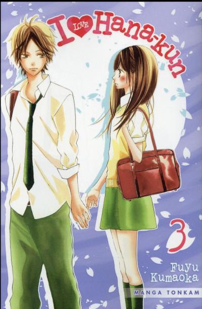 image de I Love Hana-Kun tome 3