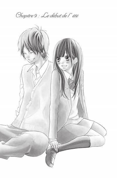 Page 3 I Love Hana-Kun tome 3
