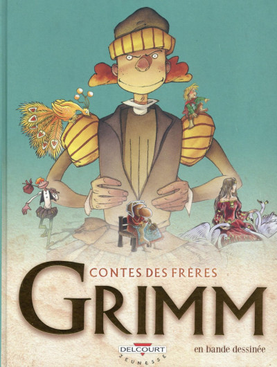 image de Contes des frères Grimm en BD