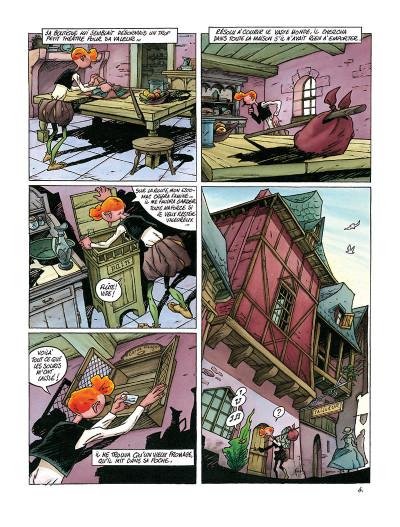 Page 4 Contes des frères Grimm en BD