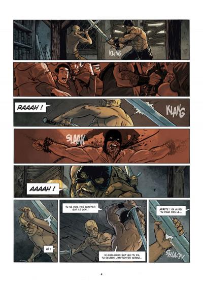 Page 2 Le bourreau tome 2