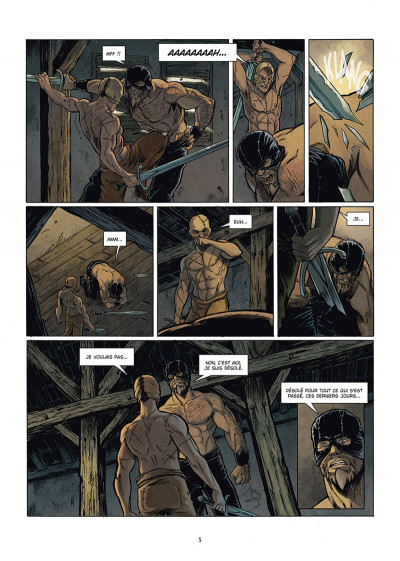 Page 3 Le bourreau tome 2
