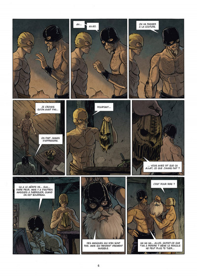 Page 4 Le bourreau tome 2