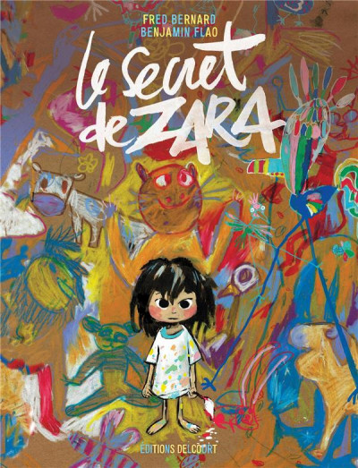 Couverture Le secret de Zara