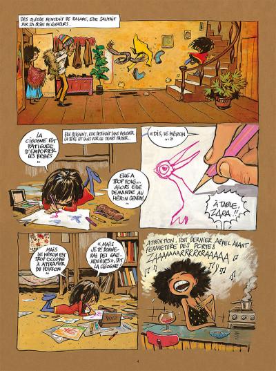 Page 2 Le secret de Zara