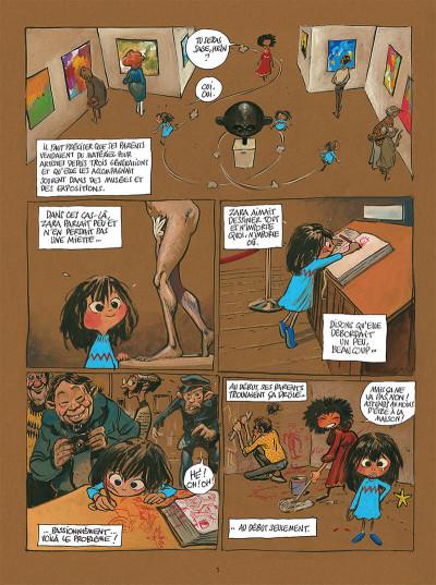 Page 3 Le secret de Zara