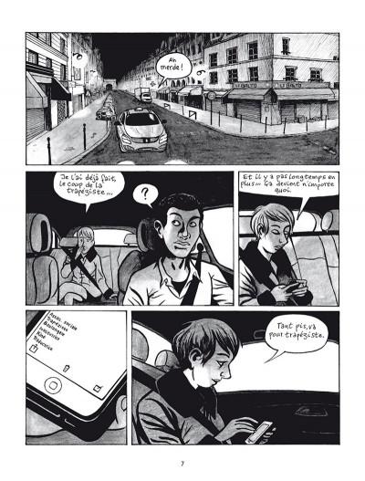 Page 3 Polaris - la nuit de Circé