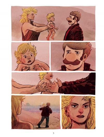 Page 3 Chronosquad tome 4